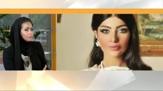 مصممة أزياء سعودية اشتهرت بتصميم فساتين السهرة