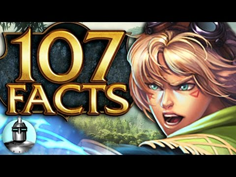 107 League of Legends Facts You Should Know ft. Domics | The Leaderboard