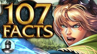 107 League of Legends Facts You Should Know ft. Domics   The Leaderboard