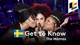 GET TO KNOW • The Mamas • Move • Sweden 🇸🇪 • Eurovision Song Contest 2020