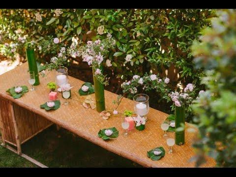 Bamboo wedding decoration ideas youtube bamboo wedding decoration ideas junglespirit Choice Image