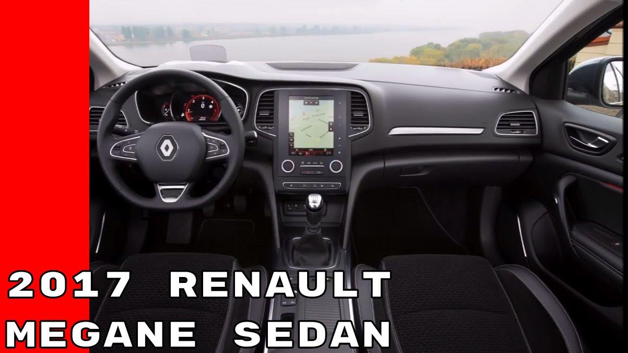 2017 Renault Megane Sedan Leaked Video Dpccars