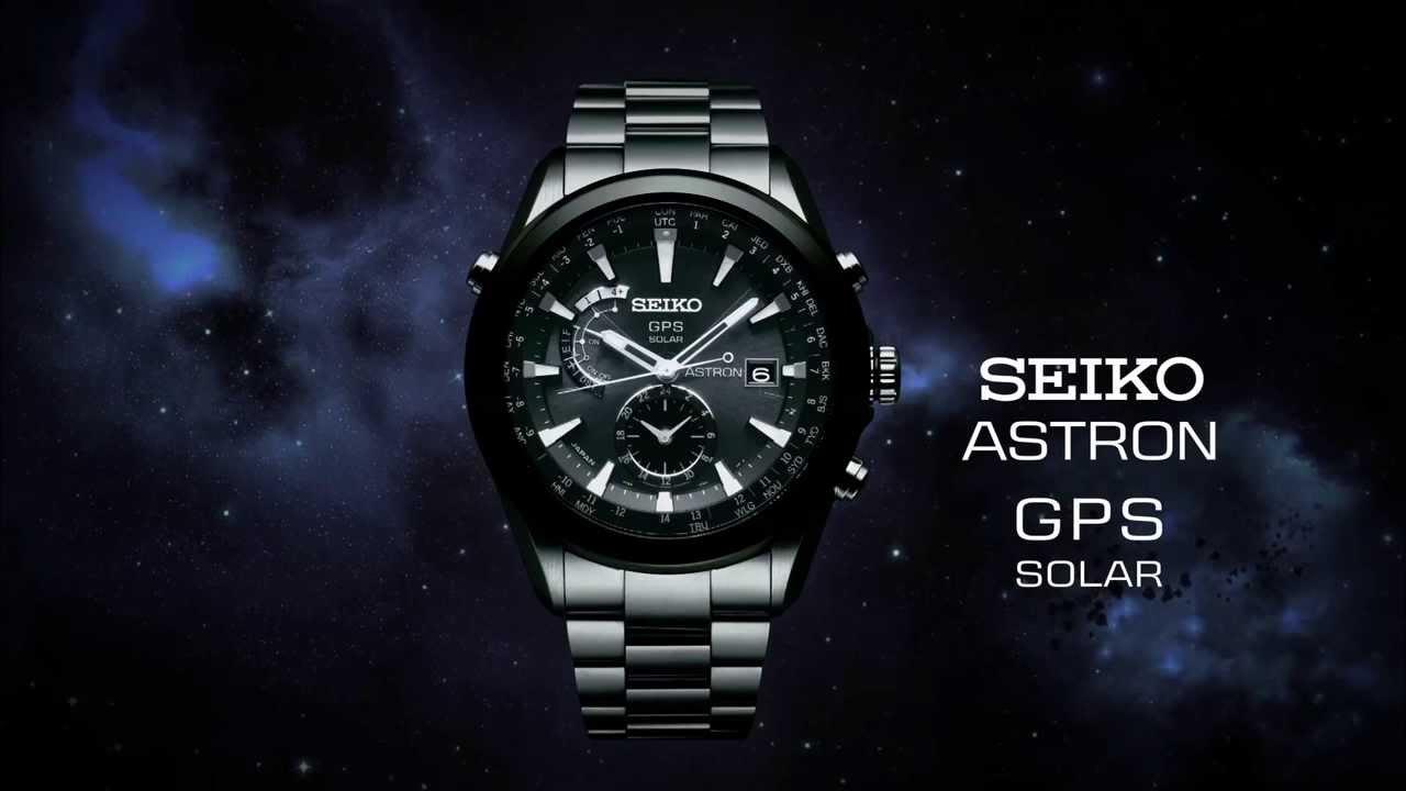 Seiko Astron SAST003G GPS Solar férfi karóra | KaróraÜzlet