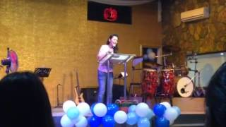 Preaching about Money by Sis. Ai Part 3