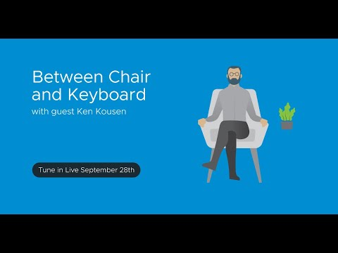 Tanzu.TV - Between Chair and Keyboard with Ken Kousen