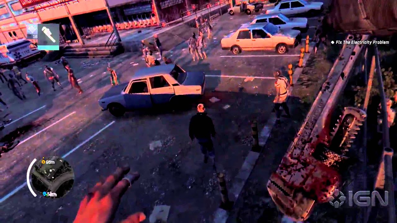 9 Minutes Of Dying Light Gameplay   YouTube