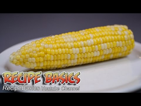 Get Easy Microwave Corn On The Cob Recipe - NO SHUCKING ! Snapshots