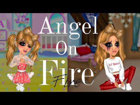 Angel On Fire - MSP Version