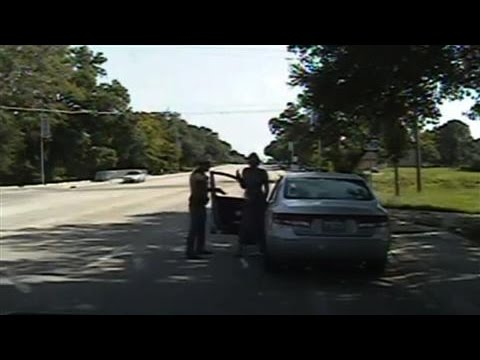 Full Sandra Bland Arrest Video