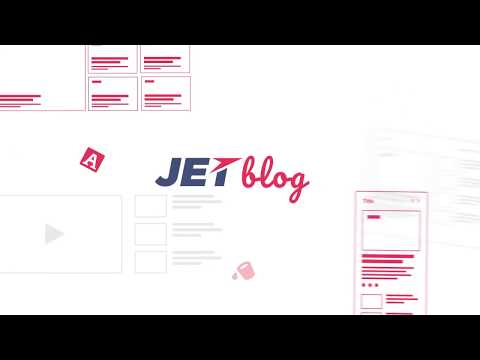 JetBlog. Introduction