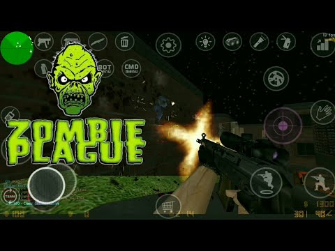 Counter Strike 1.6 Zombie Mod [Android]