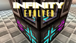 minecraft mods ftb infinity evolved ae2 auto crafting time e54 modded expert mode