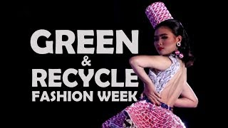 BSI Dukung DLH Selenggarakan Green and Recycle Fashion Week