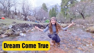 Kinnaur Ep 1 || Dream Come True || Unplanned Trip To Kinnaur || Jyotika Dilaik