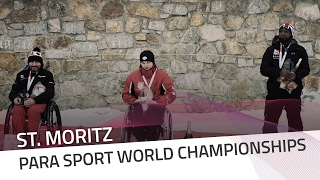 Klots clinches World title in Monobob at St. Moritz | IBSF Para Sport Official