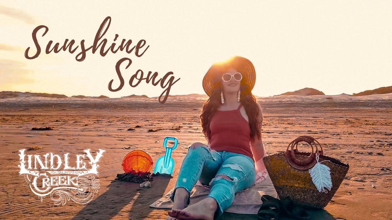 """Sunshine song"" - Original Bluegrass Americana song - Lindley Creek"
