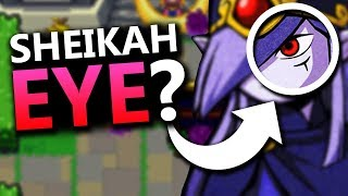 Is Vaati an EVIL Sheikah Member in The Minish Cap? (Zelda Theory)