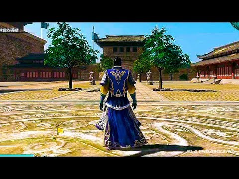 DYNASTY WARRIORS 9 - 50 Minutes of Gameplay Demo PS4 (2017)