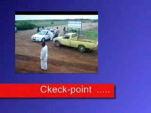 slideshow khartoum madanie highway
