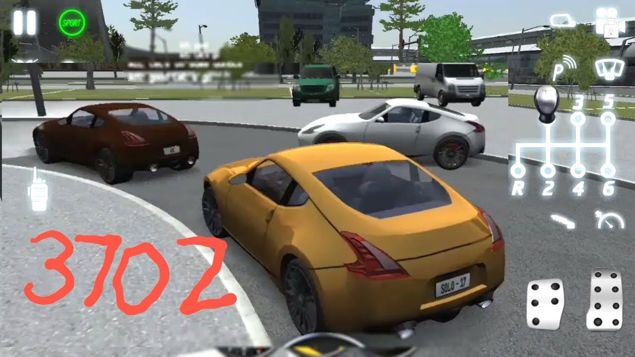 Driving School 2017 Nissan 370z Triples Manual Transmission With