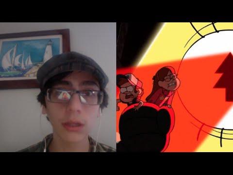 Gravity Falls Weirdmageddon Part 3 [BLIND REACTION]