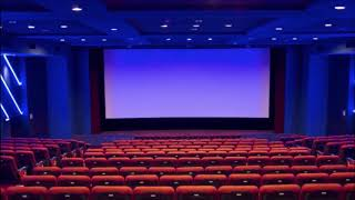 the avengers theme, but played into an almost empty theater