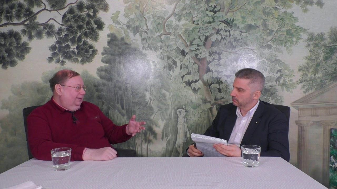 А.В. Пыжиков: О русофобии в современном и историческом контекст