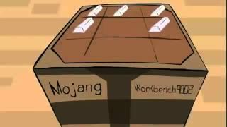 A shine Minecraft Tale-Minecraft'owe Animacje (Minecraft Cartoon-kreskówki) PL EU