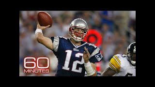 60 Minutes archives: What goes through Tom Brady's mind during a game?
