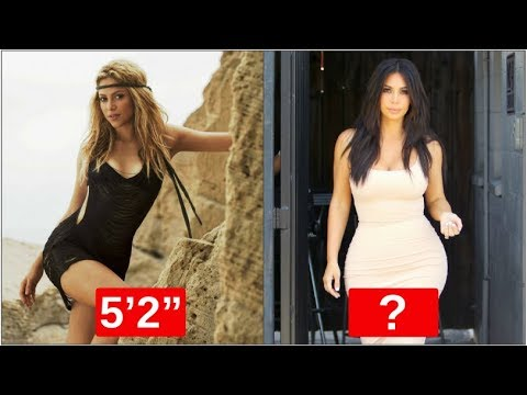 Short Celebrities:TOP-20 Most Famous Short Female Celebrities