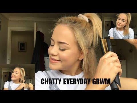 CHATTY EVERYDAY GRWM  EMILY MAY
