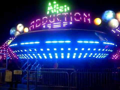 alien abduction ride - photo #5