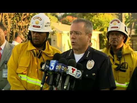 Los Angeles Trader Joes standoff leaves 1 dead