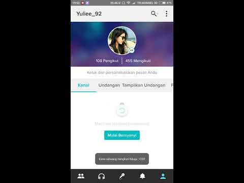 Trik jitu menambah Follower di app Sing by Smule