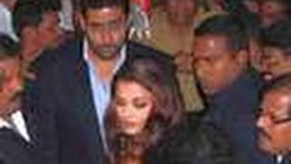 Abhishek & Aishwarya BIG FIGHT in public!