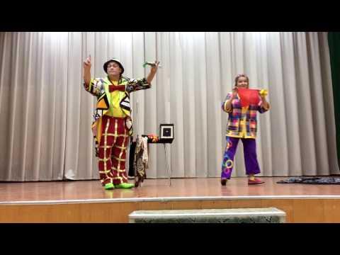 clown show'' magic''