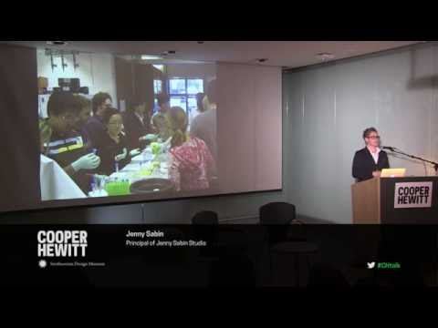 Design Talks | Game Changers: Jenny Sabin on High-Performance Architecture
