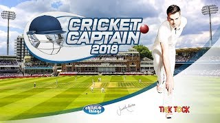 Cricket Captain 2018 Trailer