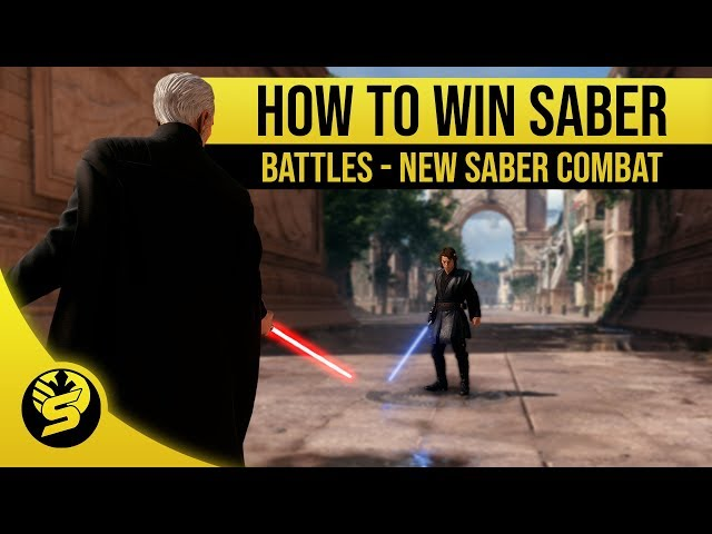 How to win Saber Battles with the new Combat System - STAR WARS Battlefront 2
