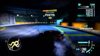 Galaxy Failing At NFS Carbon (Drifting)