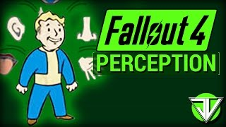 FALLOUT 4: Perk Chart PERCEPTION Perks Analysis! (S.P.E.C.I.A.L. Stats in Fallout 4)