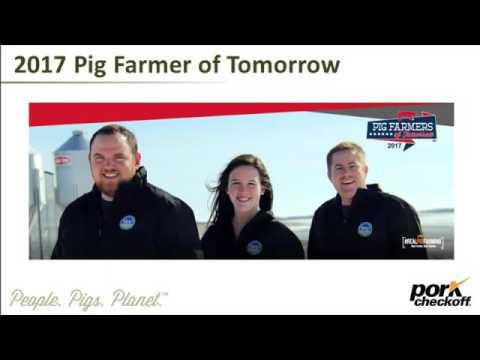 Ms. Brenneman, Mr. Thornton, Mr. Greenway - Social Media in Pork Production - PORK Academy