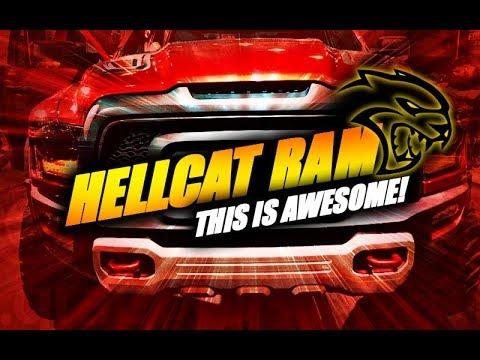 A Hellcat Ram? // The Rebel
