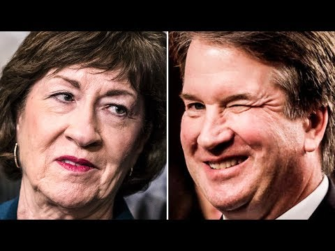 Susan Collins Attracts LOTS Of Out Of State Cash After Confirming Brett Kavanaugh
