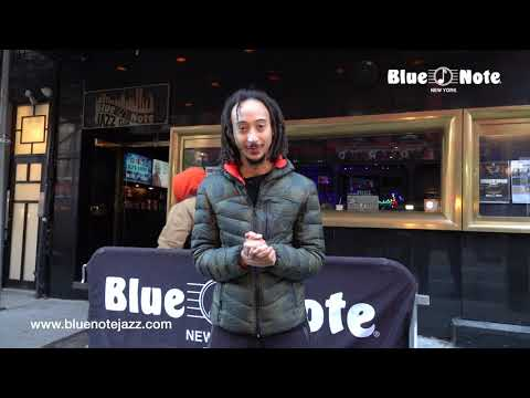 Blue Note in New York Reopens with a Safety Video with Theo Croker!