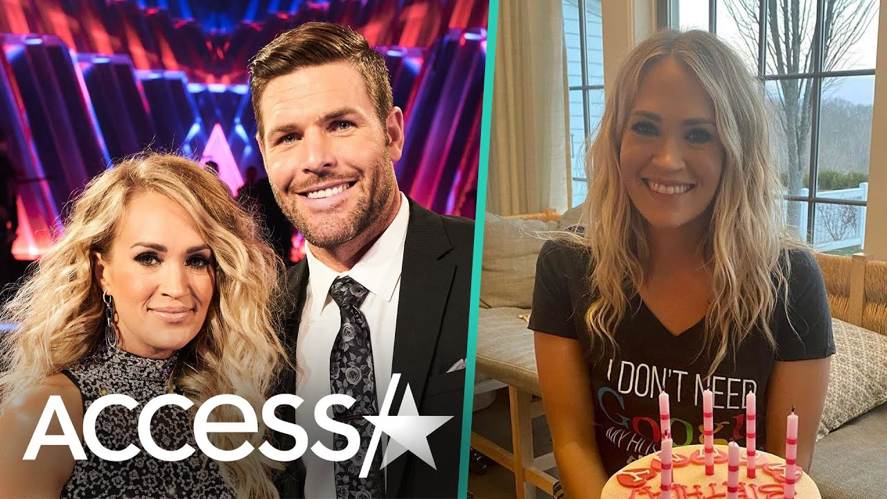 Carrie Underwood's Cute Birthday Tribute From Mike Fisher