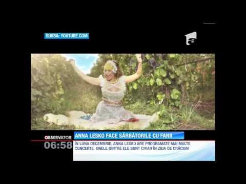 Anna Lesko - Interviu Observator - Antena 1