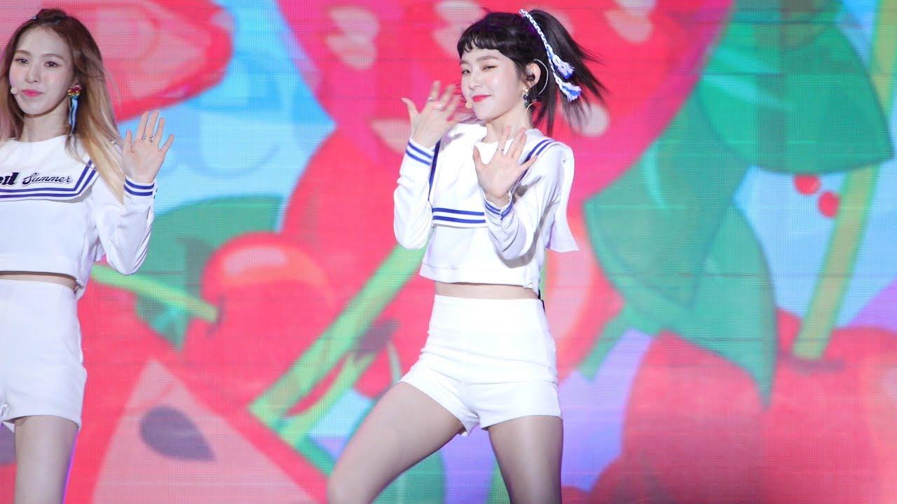 170724 USF 레드벨벳(Red Velvet) - 빨간맛 아이린 직캠