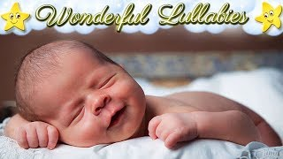 Super Relaxing Baby Lullaby ♥ Soft Bedtime Melody For Sweet Dreams ♫ Calming Good Night Sleep Music