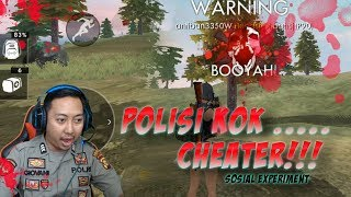 CHEAT AUTO BOYAH FF.. NE TUTORIAL CHEAT DARI PAK POLISI!!